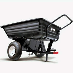 Agri-Fab 45-0345 Tow/Push Cart
